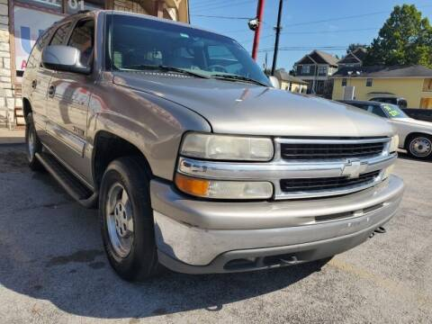 2001 Chevrolet Tahoe for sale at USA Auto Brokers in Houston TX