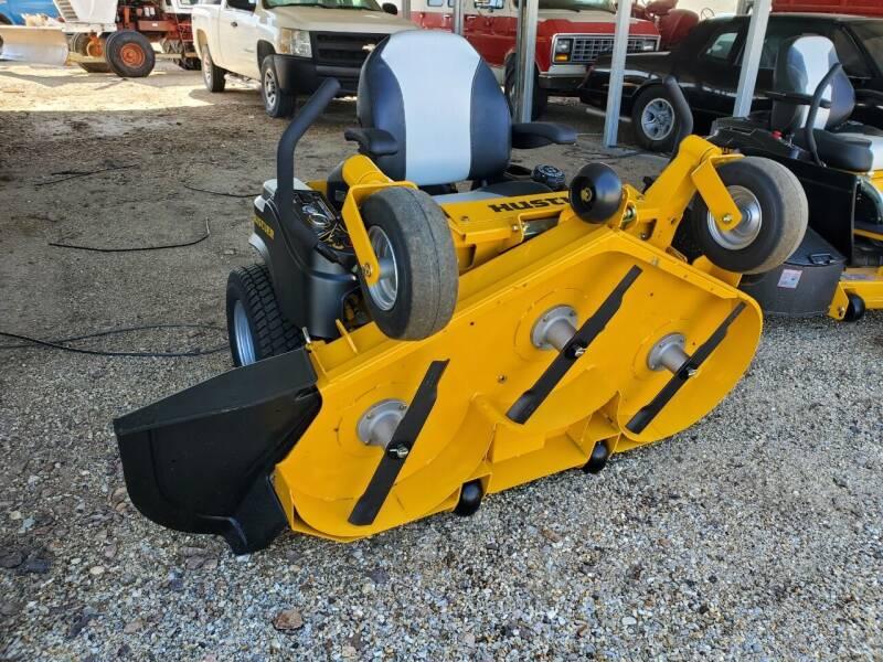 "2020 Hustler Flip Up 54"" for sale at Brad Waller Automotive in Stockton KS"