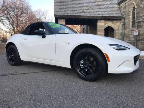 2021 Mazda MX-5 Miata for sale at Reynolds Auto Sales in Wakefield MA