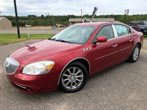 2010 Buick Lucerne for sale at STATELINE CHEVROLET BUICK GMC in Iron River MI