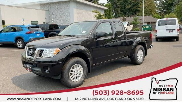2021 Nissan Frontier for sale in Portland, OR
