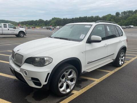 2011 BMW X5 for sale at Trocci's Auto Sales in West Pittsburg PA