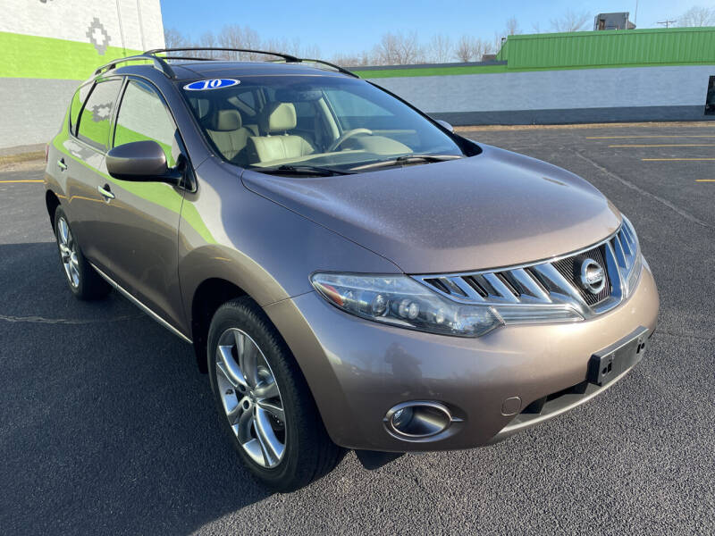 2010 Nissan Murano for sale at South Shore Auto Mall in Whitman MA