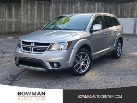 2019 Dodge Journey for sale at Bowman Auto Center in Clarkston MI