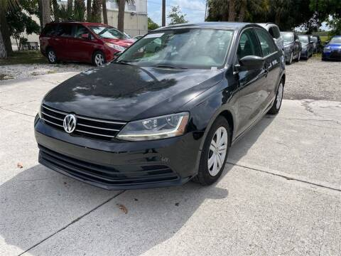2017 Volkswagen Jetta for sale at Florida Fine Cars - West Palm Beach in West Palm Beach FL
