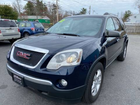 2012 GMC Acadia for sale at Platinum Auto in Abington MA