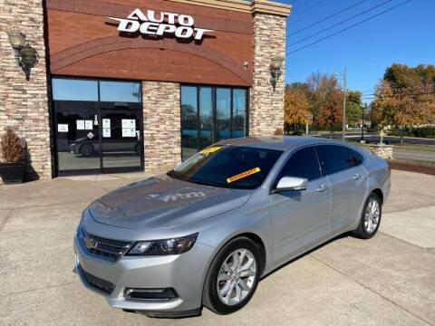 2018 Chevrolet Impala for sale at Auto Depot of Smyrna in Smyrna TN