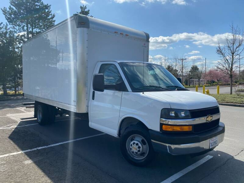 2016 Chevrolet Express Cutaway for sale at AC Enterprises in Oregon City OR