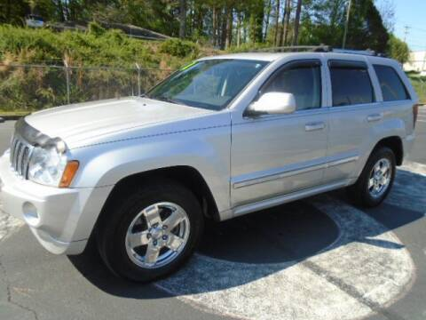 2007 Jeep Grand Cherokee for sale at Atlanta Auto Max in Norcross GA
