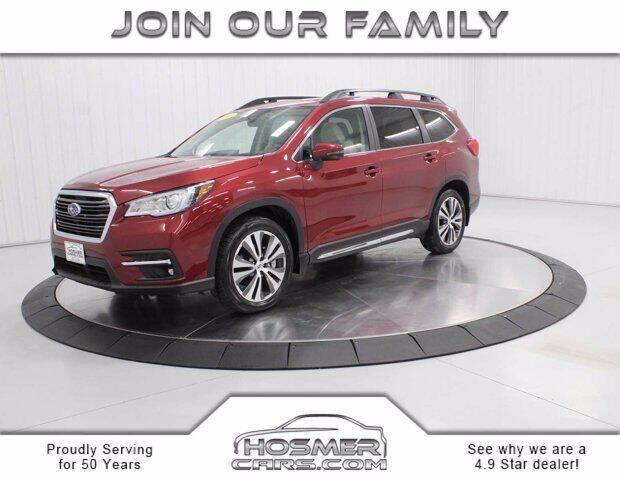 2019 Subaru Ascent for sale in Mason City, IA