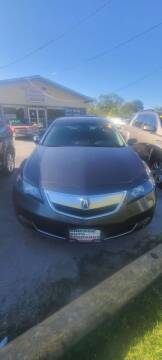 2012 Acura TL for sale at Chicago Auto Exchange in South Chicago Heights IL