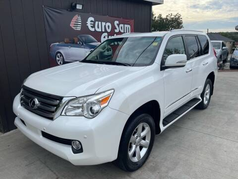 2012 Lexus GX 460 for sale at Euro Auto in Overland Park KS