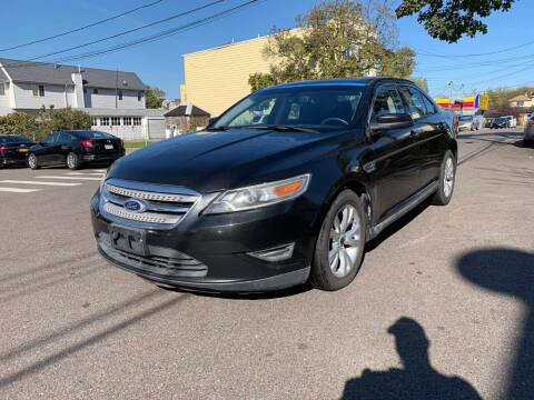 2011 Ford Taurus for sale at Kapos Auto, Inc. in Ridgewood, Queens NY