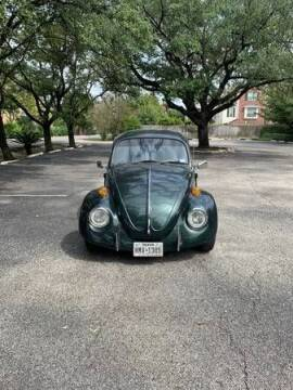 1972 Volkswagen Beetle for sale at Classic Car Deals in Cadillac MI