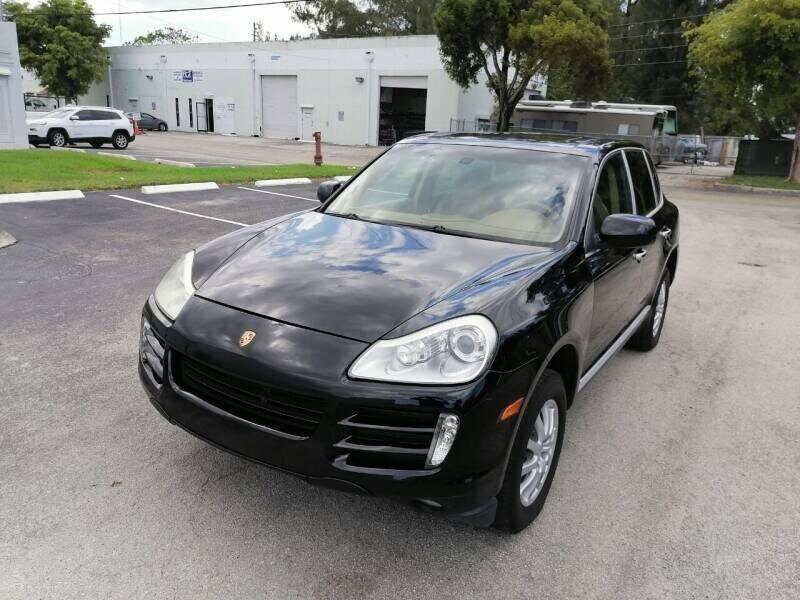 2008 Porsche Cayenne for sale at Best Price Car Dealer in Hallandale Beach FL