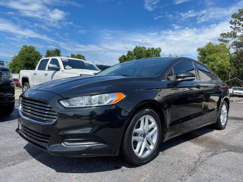 2015 Ford Fusion for sale at Upfront Automotive Group in Debary FL