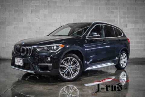 2017 BMW X1 for sale at J-Rus Inc. in Macomb MI