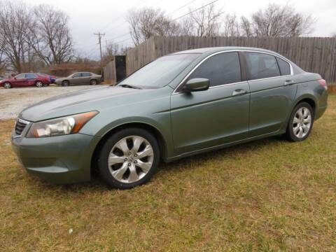 2008 Honda Accord for sale at Davie County Motors in Mocksville NC