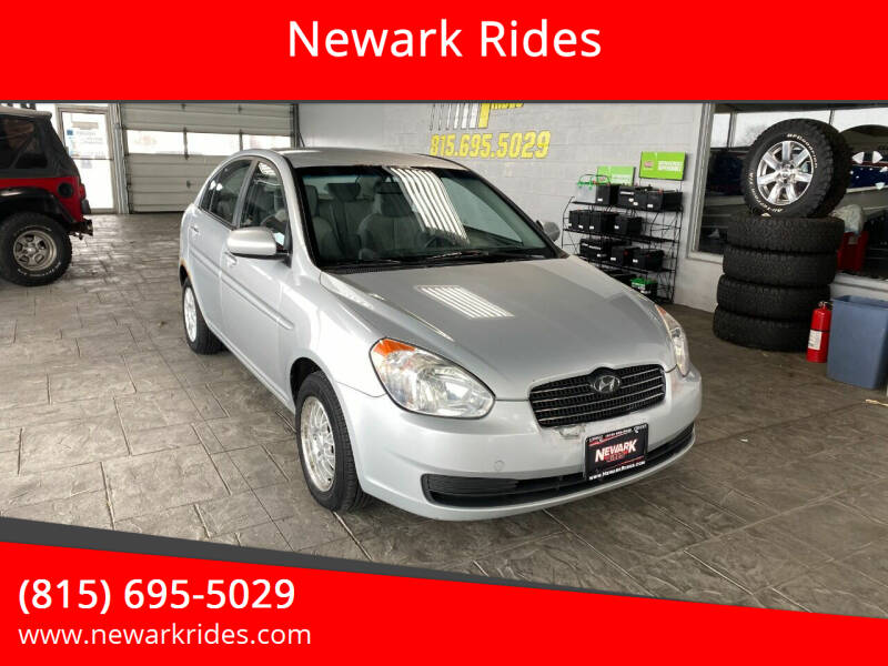 2010 Hyundai Accent for sale at Newark Rides in Newark IL