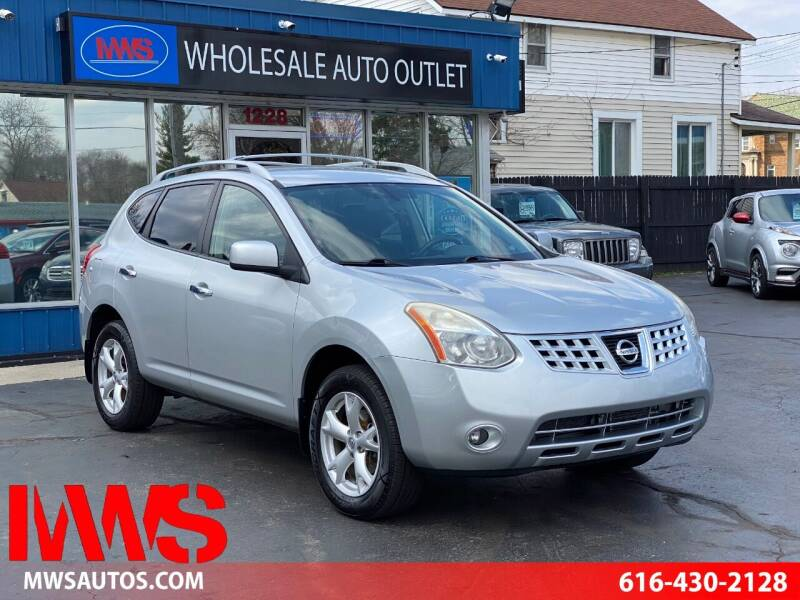 2010 Nissan Rogue for sale at MWS Wholesale  Auto Outlet in Grand Rapids MI