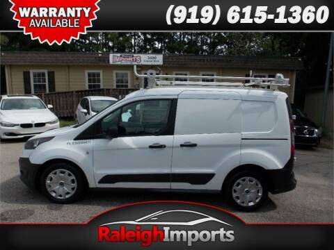 2016 Ford Transit Connect Cargo for sale at Raleigh Imports in Raleigh NC