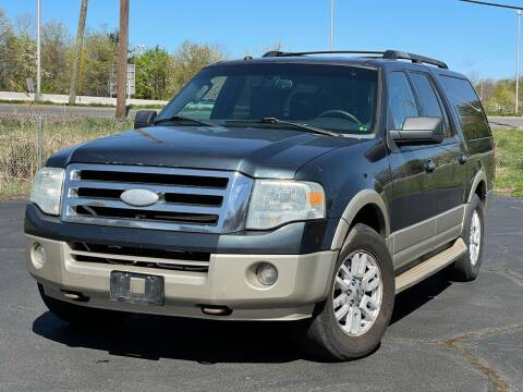 2009 Ford Expedition EL for sale at MAGIC AUTO SALES in Little Ferry NJ