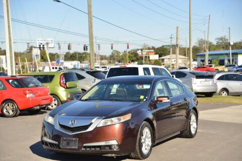 2009 Acura TL for sale at Motor Car Concepts II - Kirkman Location in Orlando FL