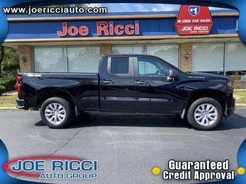 2019 Chevrolet Silverado 1500 for sale at JOE RICCI AUTOMOTIVE in Clinton Township MI