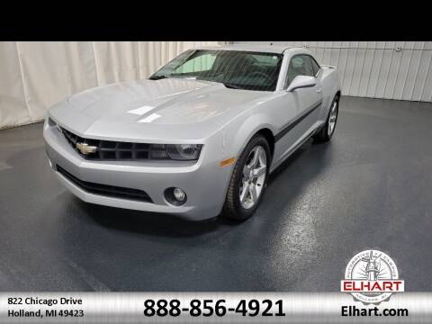 2011 Chevrolet Camaro for sale at Elhart Automotive Campus in Holland MI