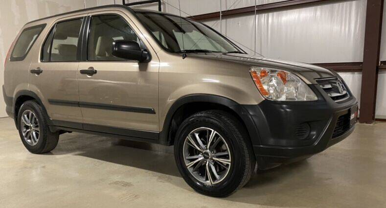 2005 Honda CR-V for sale at eAuto USA in New Braunfels TX