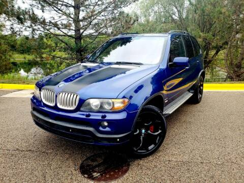 2006 BMW X5 for sale at Excalibur Auto Sales in Palatine IL