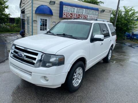 2013 Ford Expedition for sale at Silver Auto Partners in San Antonio TX