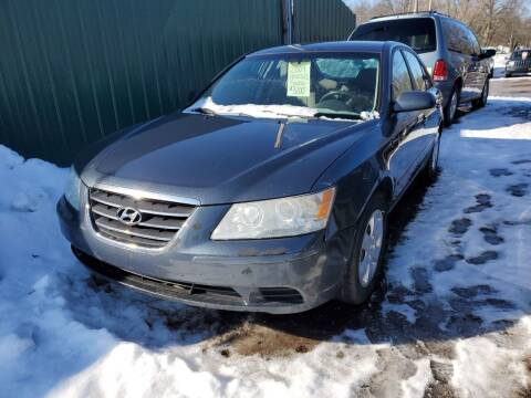 2009 Hyundai Sonata for sale at ASAP AUTO SALES in Muskegon MI