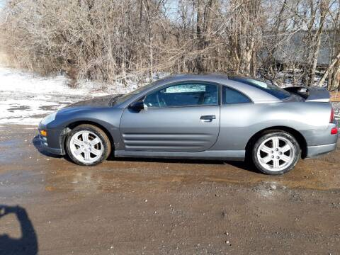 2002 Mitsubishi Eclipse for sale at Rustys Auto Sales - Rusty's Auto Sales in Platte City MO