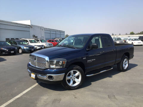 2006 Dodge Ram Pickup 1500 for sale at My Three Sons Auto Sales in Sacramento CA
