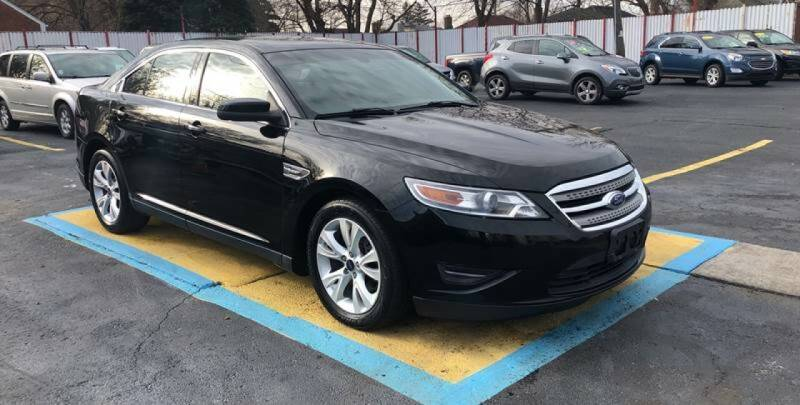 2012 Ford Taurus for sale at NUMBER 1 CAR COMPANY in Detroit MI