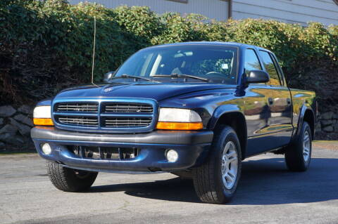 2002 Dodge Dakota for sale at West Coast Auto Works in Edmonds WA
