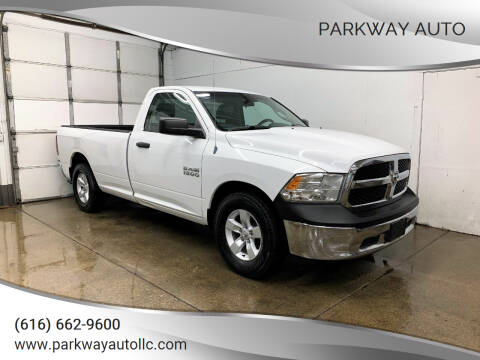 2013 RAM Ram Pickup 1500 for sale at PARKWAY AUTO in Hudsonville MI