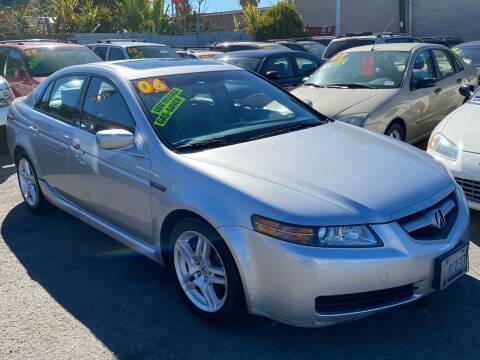 2006 Acura TL for sale at North County Auto in Oceanside CA