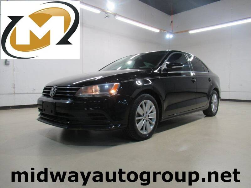 2016 Volkswagen Jetta for sale at Midway Auto Group in Addison TX
