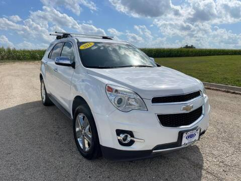 2015 Chevrolet Equinox for sale at Alan Browne Chevy in Genoa IL