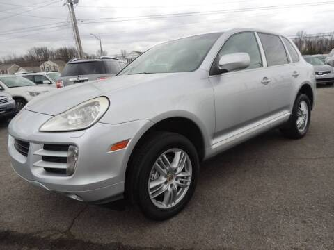 2008 Porsche Cayenne for sale at Cars East in Columbus OH