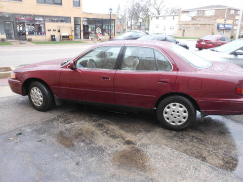 1996 Toyota Camry for sale at Grand River Auto Sales in River Grove IL