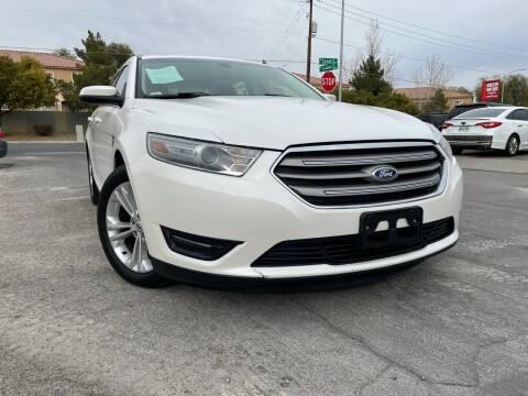 2014 Ford Taurus for sale at Boktor Motors in Las Vegas NV