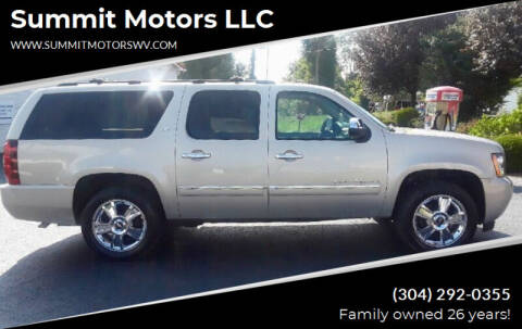 2009 Chevrolet Suburban for sale at Summit Motors LLC in Morgantown WV