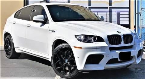 2012 BMW X6 M for sale at Haus of Imports in Lemont IL