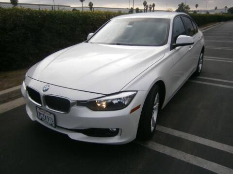 2012 BMW 3 Series for sale at Fiesta Motors in Winnetka CA