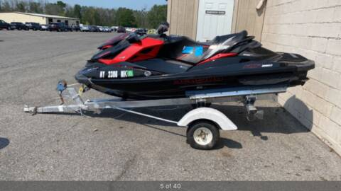 2014 Seadoo RXP260 for sale at Walton's Motors in Gouverneur NY