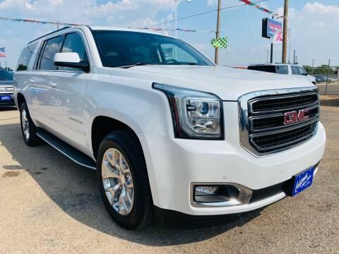 2015 GMC Yukon XL for sale at California Auto Sales in Amarillo TX