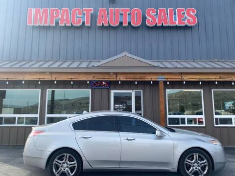 2010 Acura TL for sale at Impact Auto Sales in Wenatchee WA